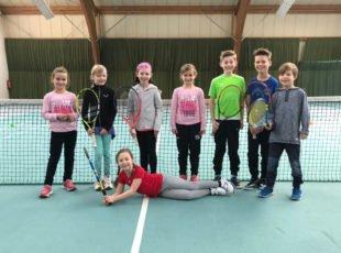 Zeller Tennis-Kinder treten an