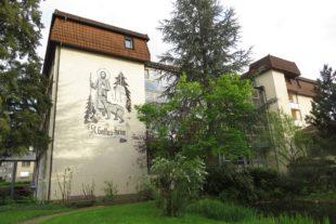 Künftige Trägerstruktur des Senioren- zentrums St. Gallus in der Planungsphase
