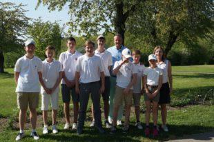 Erfolgreiche Ortenauer Golfjugend beim Pokal-Prolog
