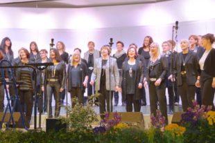 Lasst und singen, singen, singen …