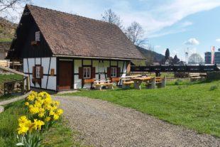 Mühlenbesichtigung in Nordrach
