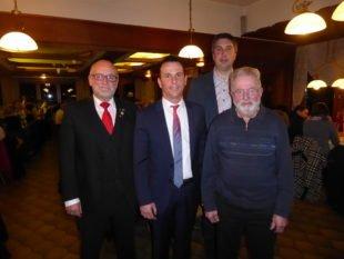 Armin Klausmann ist neuer Präsident des Blasmusikverbands Kinzigtal