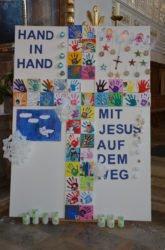 Erstkommunion für 43 Kinder aus der Gemeinde St. Symphorian