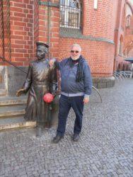 Rund um Potsdam für den Schiffsführer, Wein für die Ticktack-Oma und Petri Heil