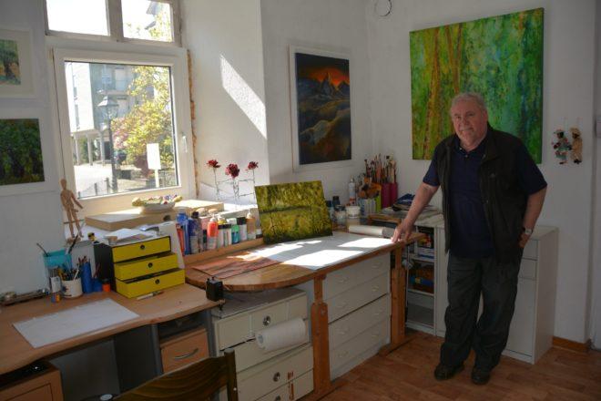 Atelier Roland hat geöffnet