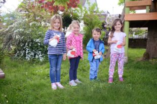Kleine Herzen – tausend Wünsche zum Muttertag