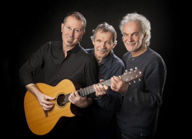 Baden trifft sich... daheim mit dem Goschehobel-Trio