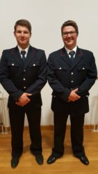 Erfolgreich Ausbildung für Feuerwehrleute absolviert