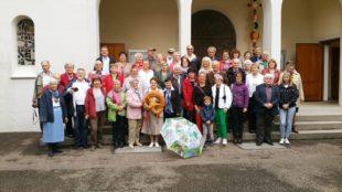 Vertraute Gäste aus Rositz in Biberach