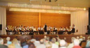 Trachtenkapelle Nordrach sorgte mit Muttertagskonzert für Unterhaltung