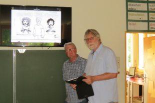 Moderne Medientechnik unterstützt beim Lernen am SBBZ
