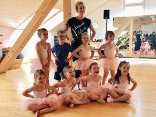 Kleine Tänzer – schon ganz groß