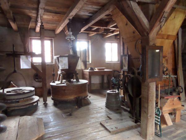 Deutscher Mühlentag: Kirchenmühle in Biberach geöffnet