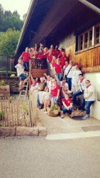 Ratstreffen in Oberharmersbach – oder auch: Zunfträte auf Abwegen