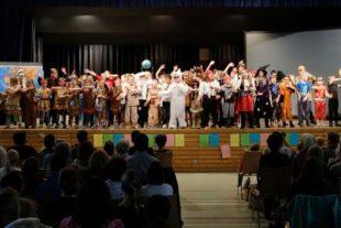 Kinder-Musical »Felicitas Kunterbunt« macht die Welt farbenfroh und tolerant