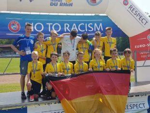 Saison-Highlight für D-Jugend des FV Biberach