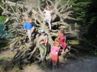 Familienausflüge beim Alpenverein