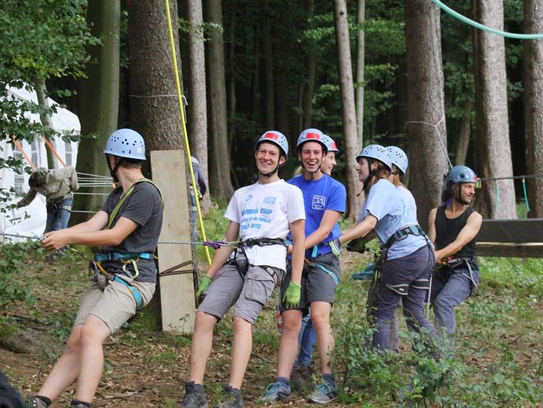 Klettergurt Jugend : Jugendliche lebten ein paar tage in bäumen schwarzwälder post