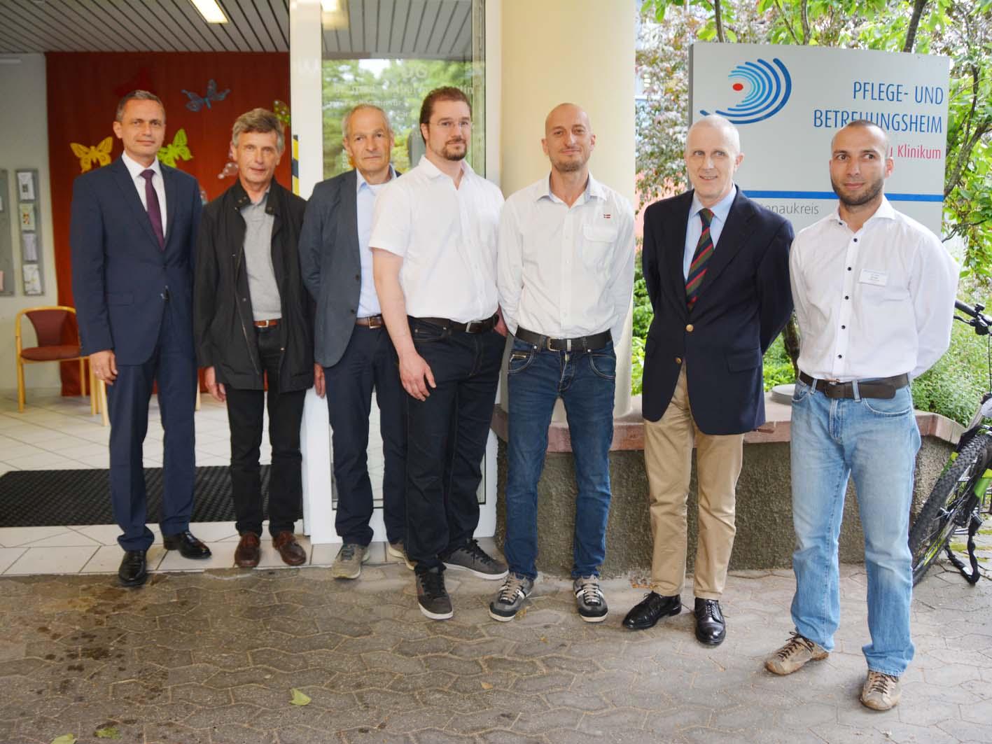 Dr. Wenz und Dr. Zähringer übernehmen  Schwarzwälder Post
