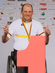 Christoph Künstle geht in Zell als Deutscher Meister an den Start