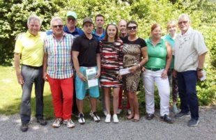 Zahlreiche Gästesiege beim Gröbernhof-Pfingstturnier