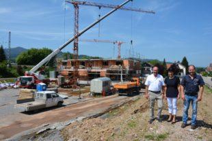 Bau-Volk realisiert Wohnen am alten Sportplatz