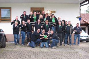 Fasendsgemeinschaft Letscheck spendet letzten Spielball der Saison