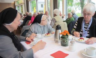Wiedersehen im Kloster Hegne
