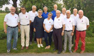 Golfsenioren des GC Gröbernhof holen in der SWDS-Tabelle auf