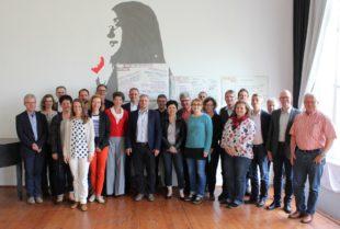 »Kleinstadtpioniere« erörterten den Status quo des Forschungsprojekts