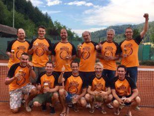 Tennis-Damen-40-Mannschaft startet mit neuem Outfit