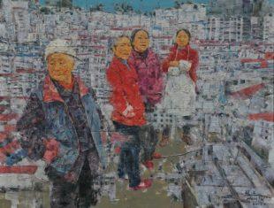 Chinesische Malerei im ASAS Art-Center