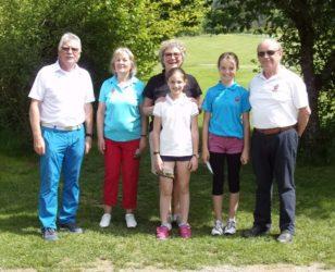 Golfspaß beim Tiger- und Rabbit-Turnier im Gröbernhof