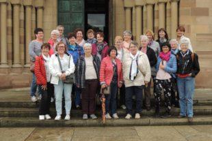 Jahresausflug führte die Nordracher Landfrauen nach Luxemburg