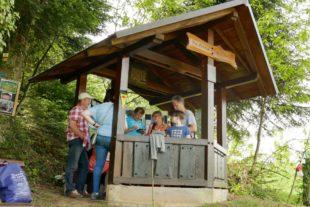 Haldeneck mit einem freudenreichen Bergfest gewürdigt