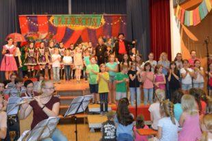 Kinder retteten den Zirkus Musikus