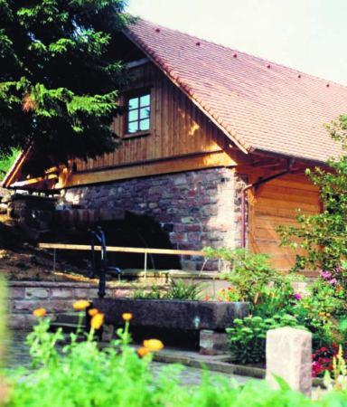 Deutscher Mühlentag: Alte Mühle am Rathaus in Oberharmersbach geöffnet
