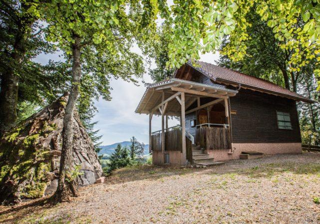WuF: Wanderung zur Kuhhornkopf-Hütte mit Einkehr und Musik