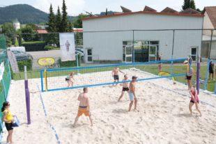 Beach-Fun-Cup erfolgreich gestartet