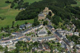 Zells Partnergemeinde Frauenstein begeht 800-Jahr-Feier mit einem großen Stadtfest