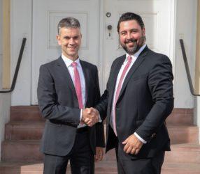 Carlo Carosi wird neues Vorstandsmitglied der Sparkasse Haslach-Zell
