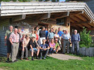 Schwarzwaldverein Biberach wanderte vier Tage in den Südvogesen