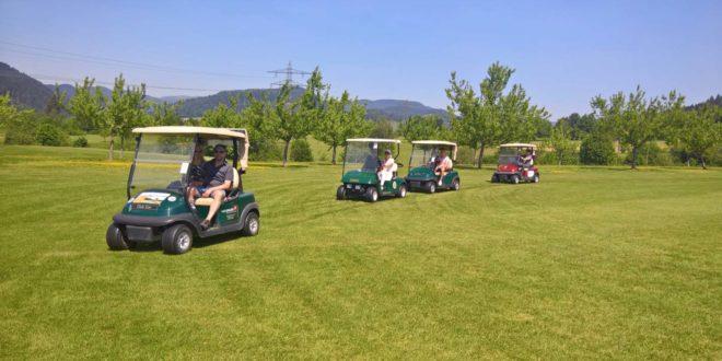 Golfclub Gröbernhof: Golferlebnistag