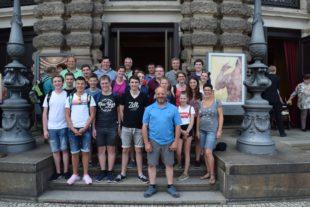 Musikalische Reise der Stadtkapelle zu Zells Partnerstadt Frauenstein