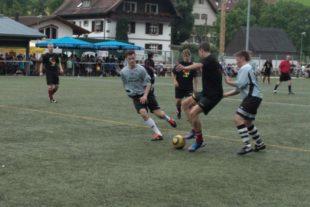 Sieben Teams kämpfen um den Pokal