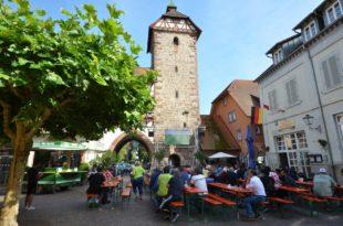 Große Fußballfeste im Harmersbach-Stadion ab sofort bis Mitte Juli
