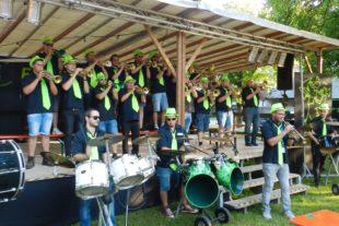 Besucherrekord beim Geburtsagsfest der Guggenmusik Eckwaldpuper