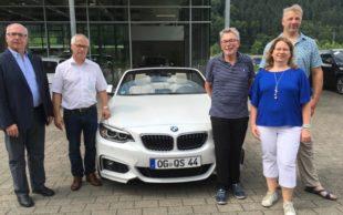 Ein Wochenende im neuen BMW