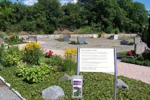 Gärtnergepflegtes Grabfeld wird erweitert