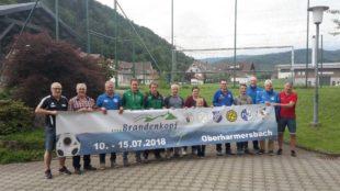 Vereine kämpfen um den Brandenkopf-Cup